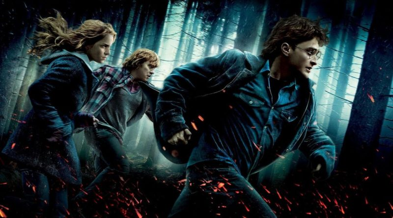 Harry Potter and the Deathly Hallows featured