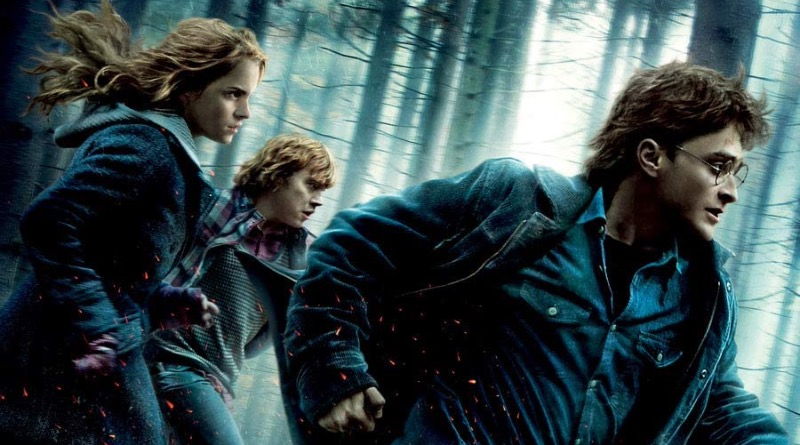 Harry Potter And The Deathly Hallows Poster Featured