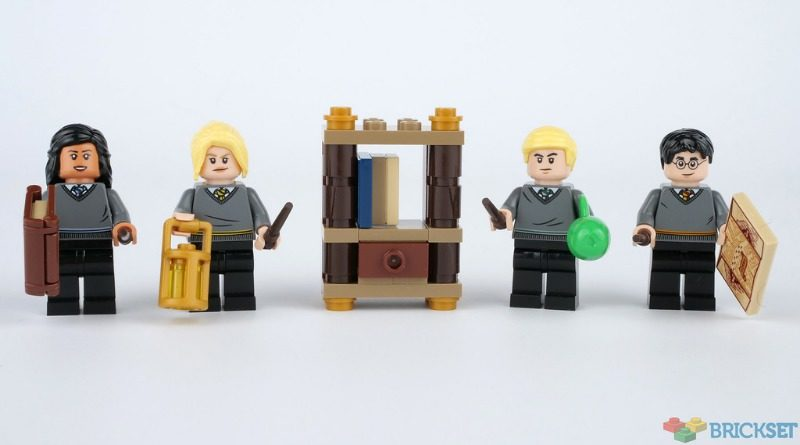 LEGO အသေးစားအထုပ်များ