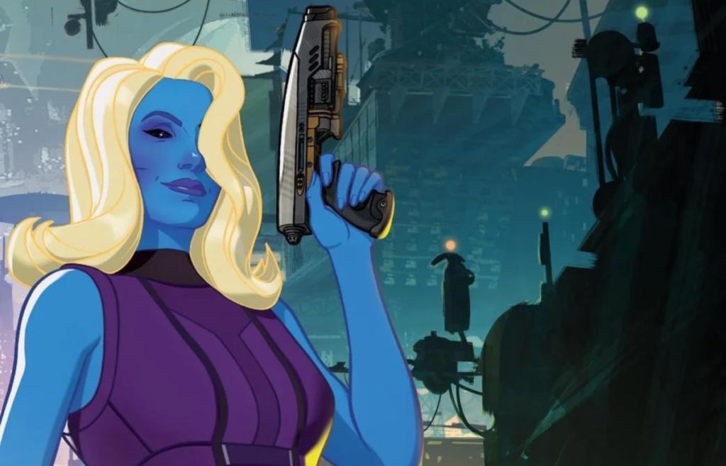 Heist Nebula Marvel တကယ်လို့ ... ဘာဖြစ်မလဲ