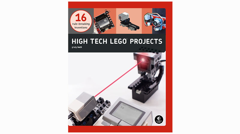 High Tech LEGO Spread Featured 800x445