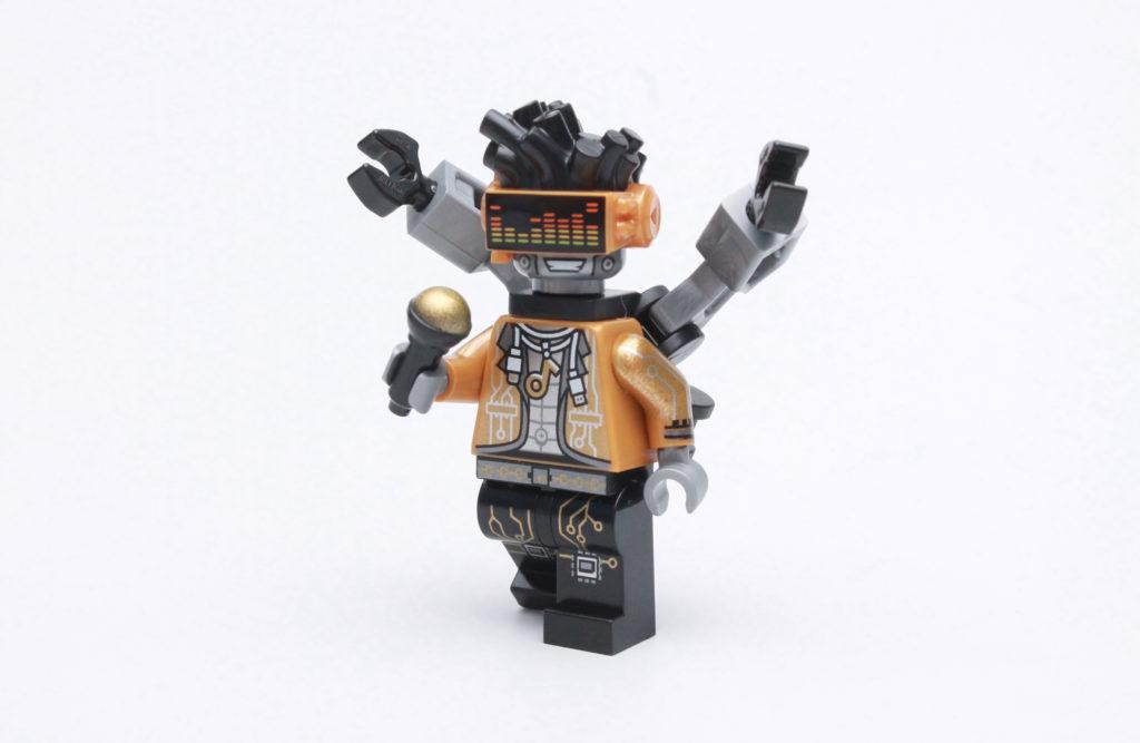 HipHop Robot BeatBox Review 16