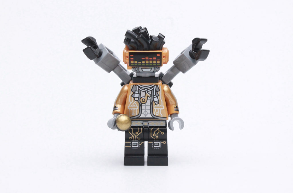 HipHop Robot BeatBox Review 17