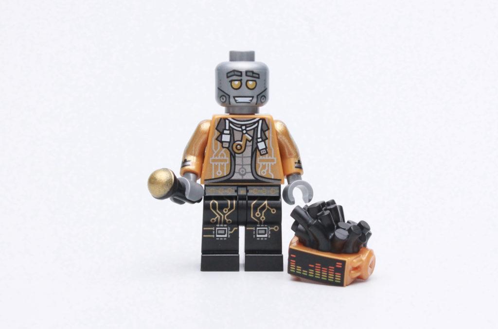 HipHop Robot BeatBox Review 18
