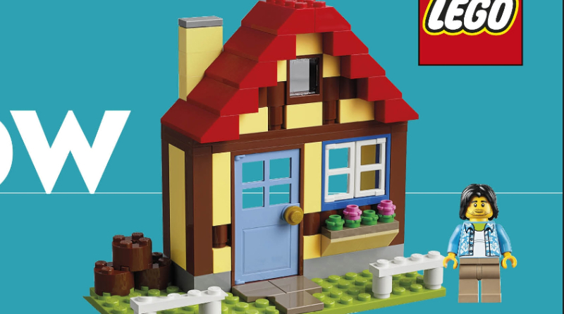 How To Build LEGO Houses Book Featured
