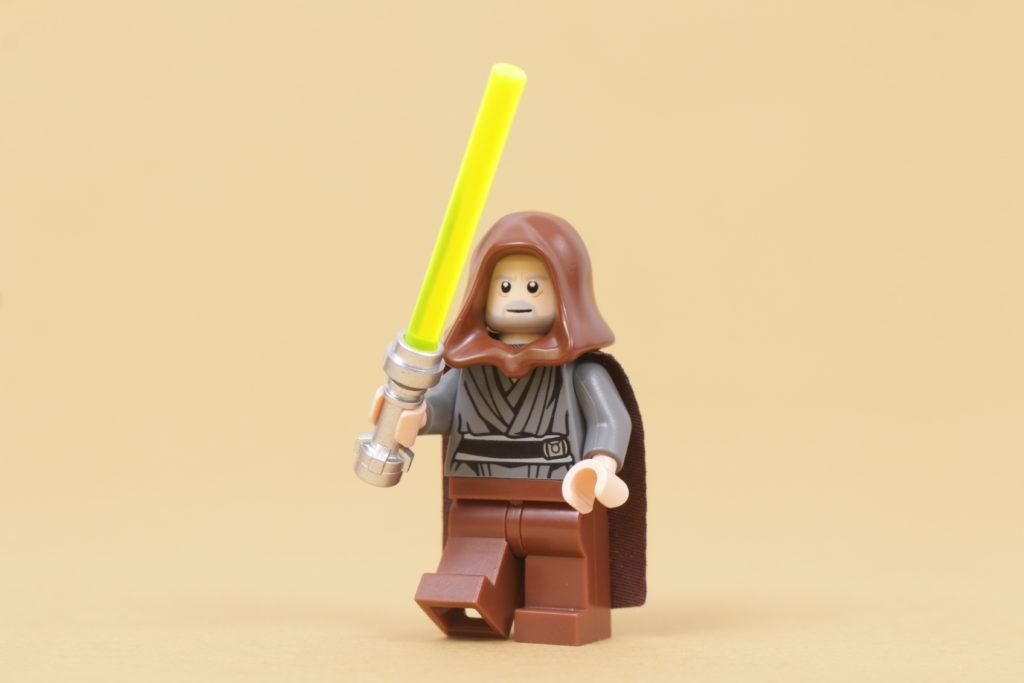 How to build a LEGO Star Wars Jedi Bob 75309 UCS Republic Gunship minifigure 11