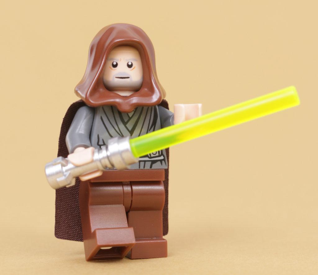 How to build a LEGO Star Wars Jedi Bob 75309 UCS Republic Gunship minifigure 21