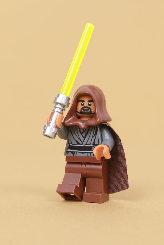 How to build a LEGO Star Wars Jedi Bob 75309 UCS Republic Gunship minifigure 8