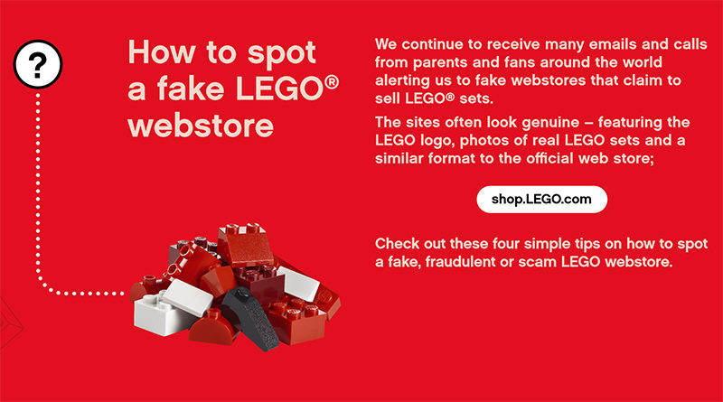 How To Spot A Fake LEGO Webstore Featured 800x445