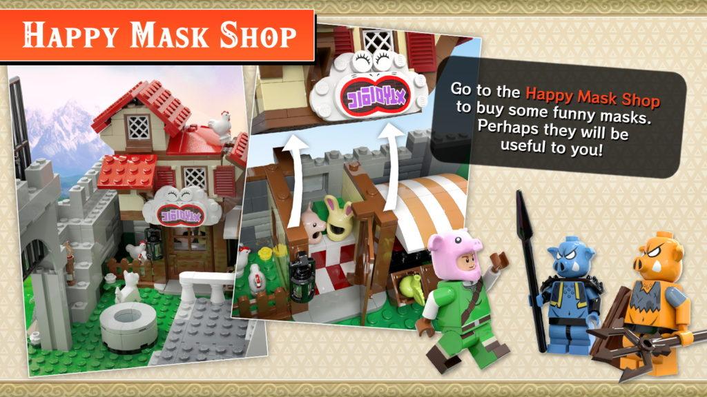 Hyrule Castle The Legend Of Zelda LEGO Ideas 3