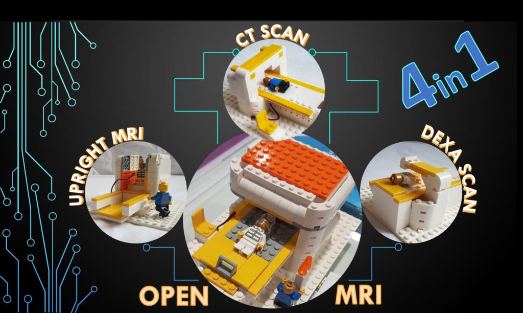 Ideas Open MRI 4 In 1