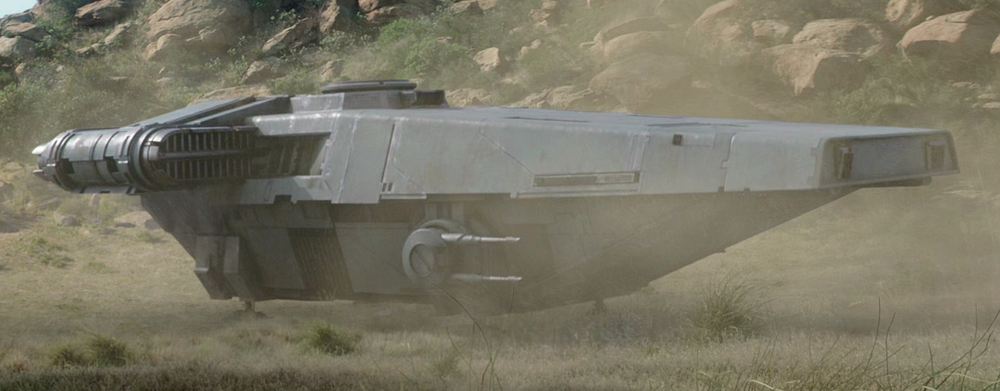 Imperial Troop Dropship