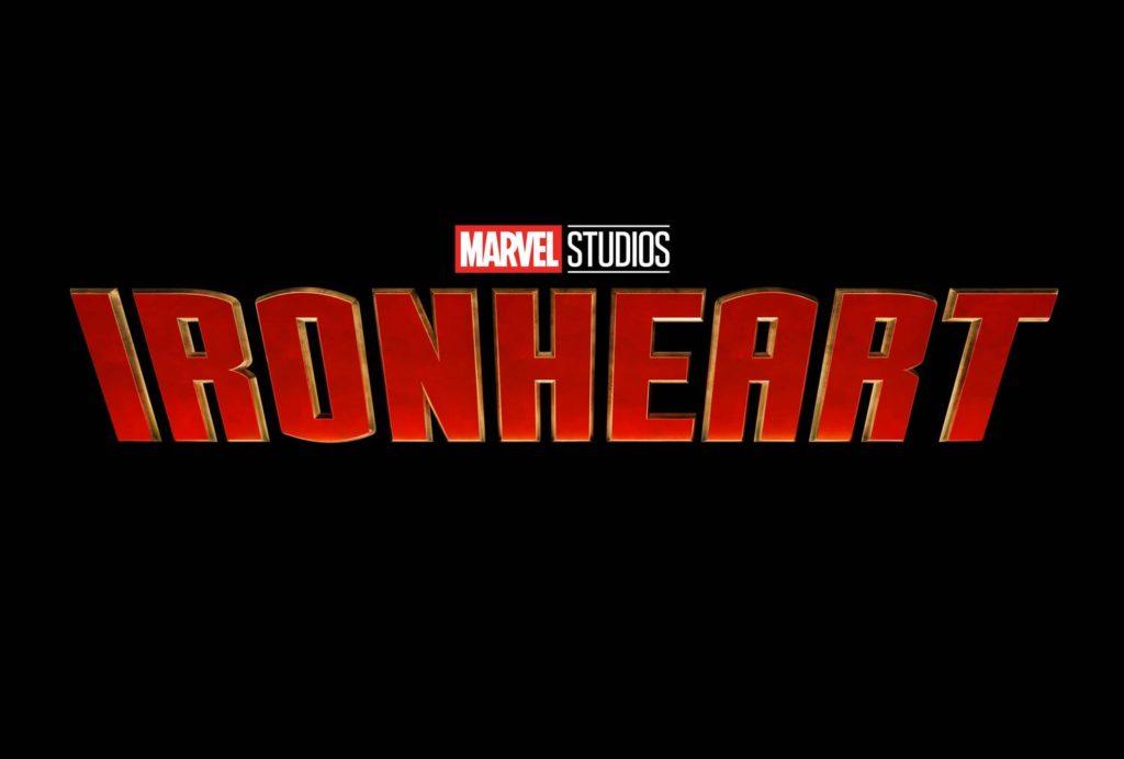 Ironheart logo