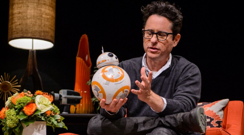 J.J.Abrams Featured