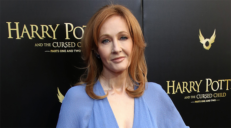 JK Rowling Featured