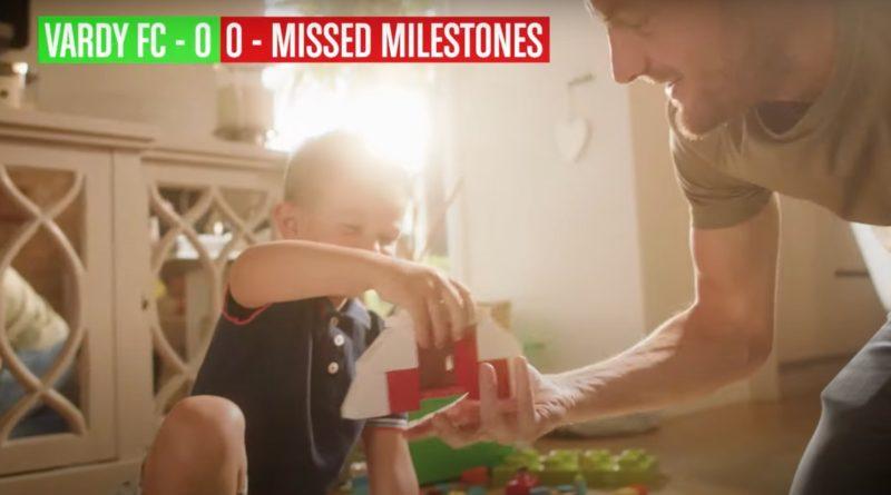 Jamie Vardy LEGO Ad