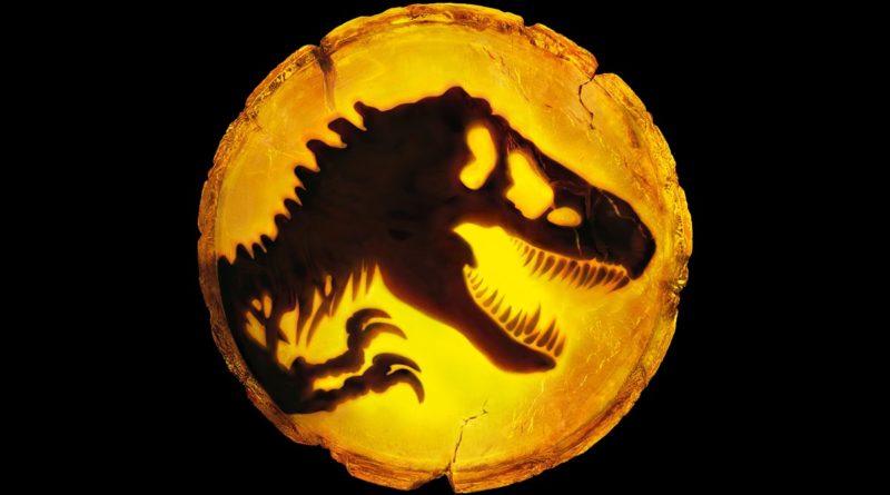 Jurassic World Logo del Dominio in primo piano