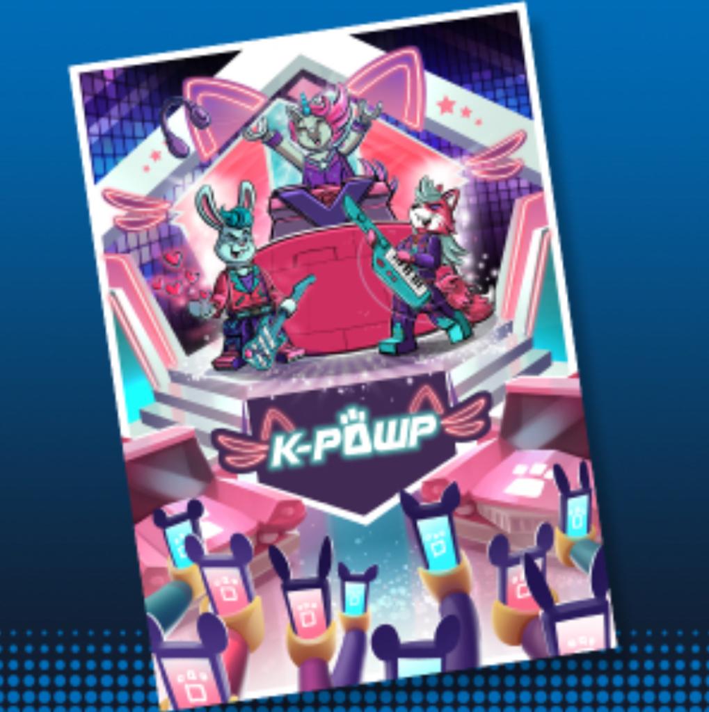 K Pawp Concept Art Vidiyo