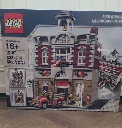 LEGO 10197 Fire Brigade Catawiki 1