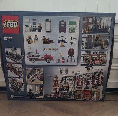 LEGO 10197 Fire Brigade Catawiki 2