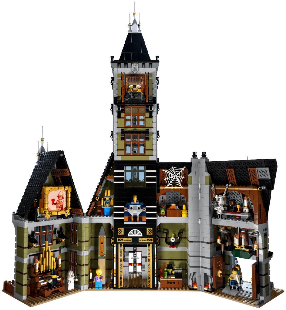 LEGO 10273 Haunted House 36