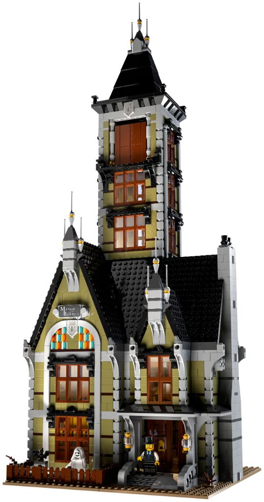 LEGO 10273 Haunted House 38