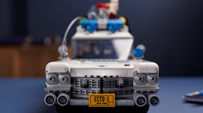 LEGO 10274 Ghostbusters ECTO 1 lifestyle front facing resized featured