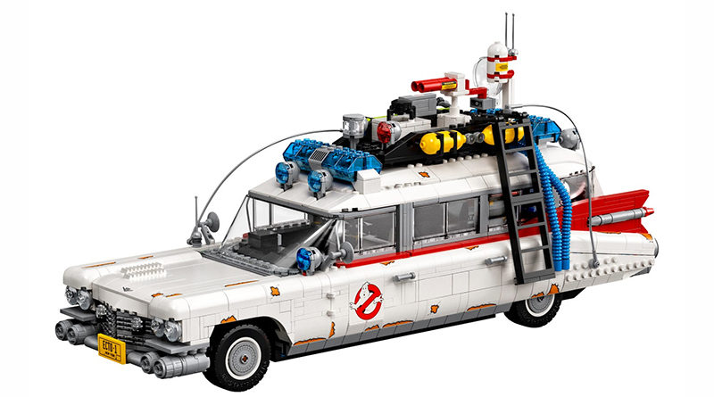 LEGO 10274 Ghostbusters Ecto 1 White Featured 800x445