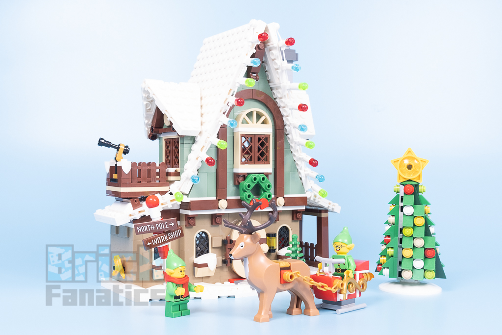 LEGO 10275 Elf Club House 10 1