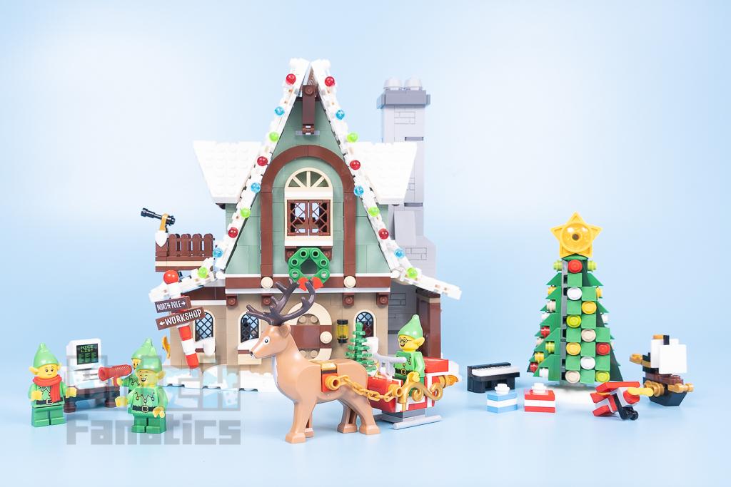 LEGO 10275 Elf Club House 11 1