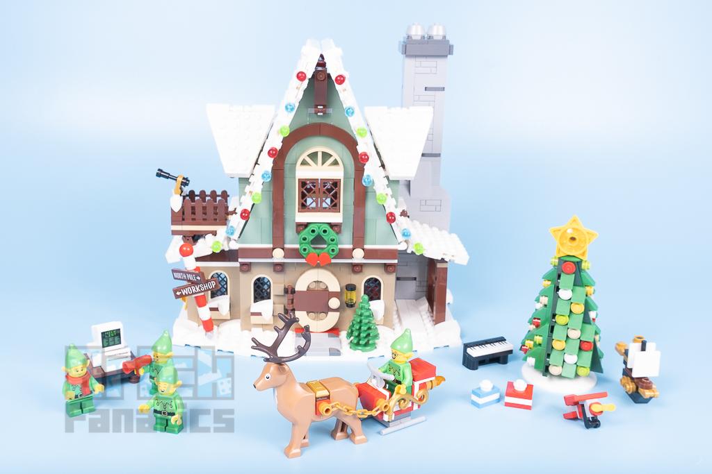 LEGO 10275 Elf Club House 12 1