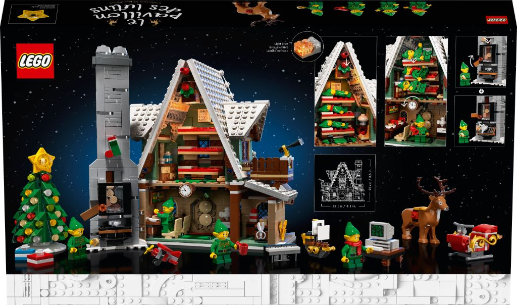 LEGO 10275 Elf Club House 19