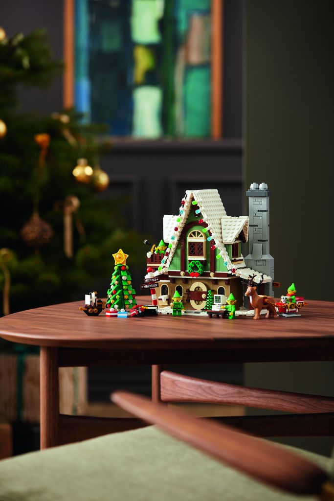 LEGO 10275 Elf Club House 25