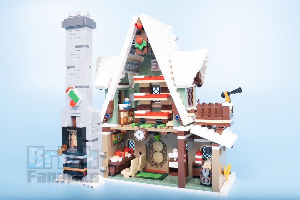LEGO 10275 Elf Club House 3 1
