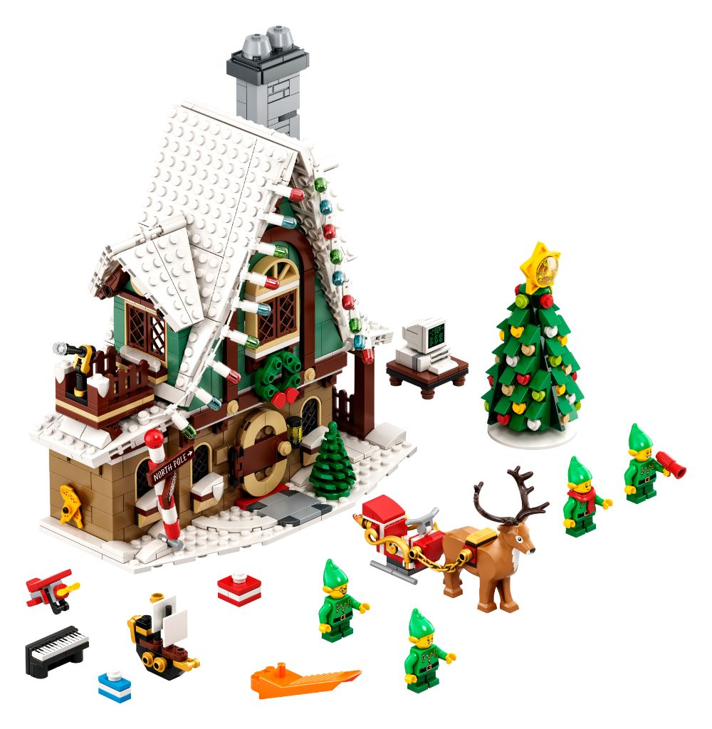 LEGO 10275 Elf Club House 32