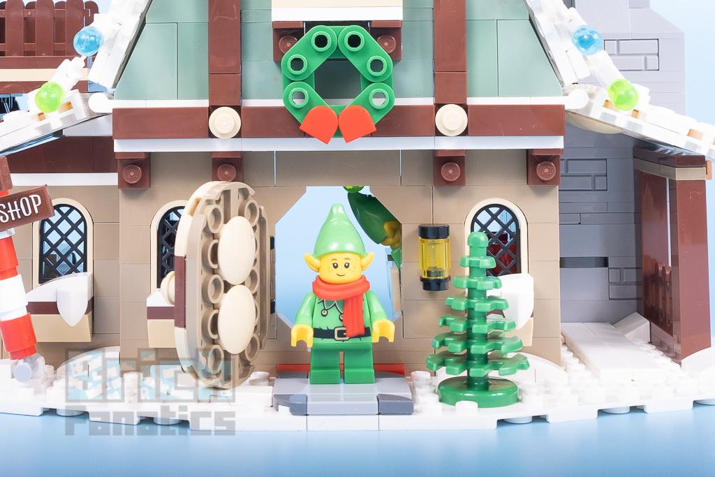 LEGO 10275 Elf Club House 34