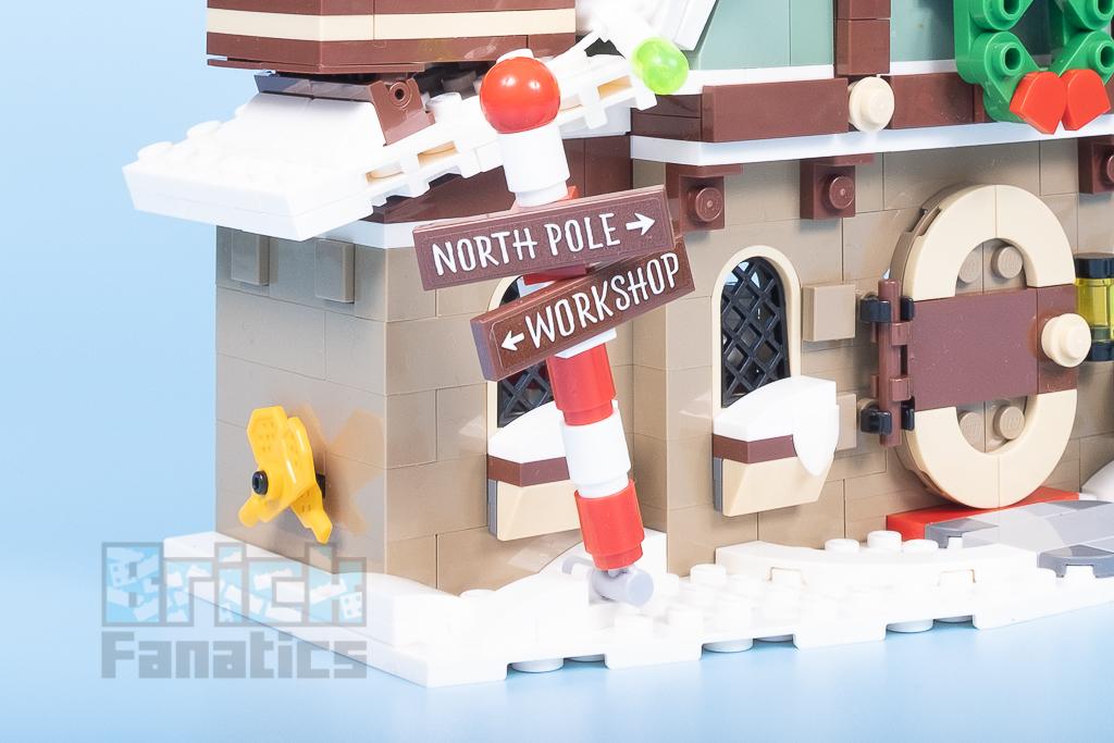 LEGO 10275 Elf Club House WV 2