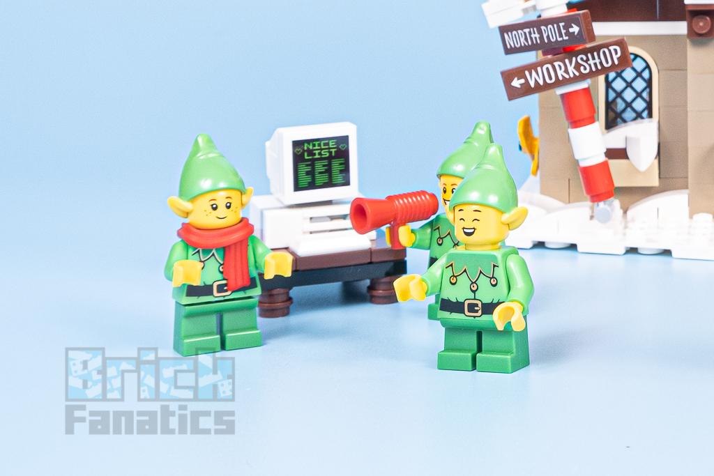 LEGO 10275 Elf Club House WV 3
