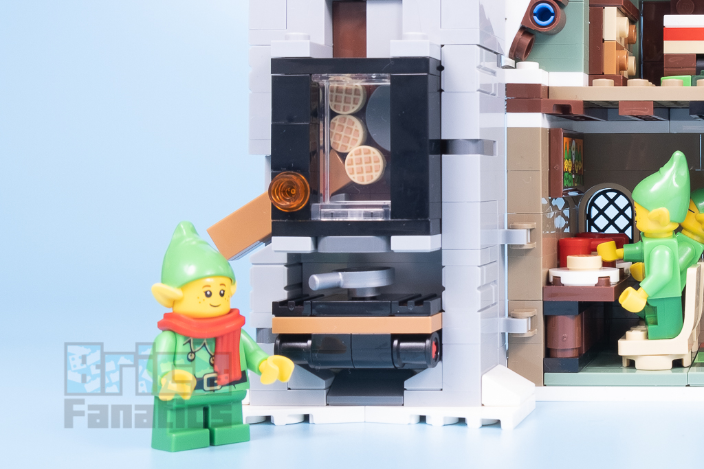 LEGO 10275 Elf Club House WV 6