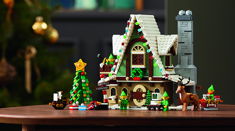 LEGO 10275 Elf Club House Featured 1