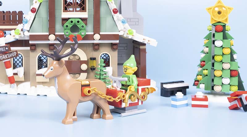 LEGO 10275 Elf Club House Review Featured