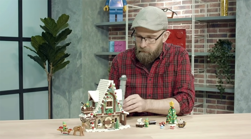 LEGO 10275 Elf Clubhouse Video Featured