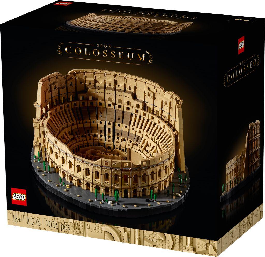 LEGO 10276 Colosseum 4