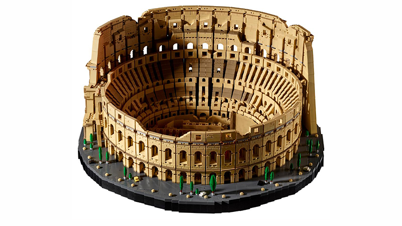 LEGO 10276 Colosseum Featured 4