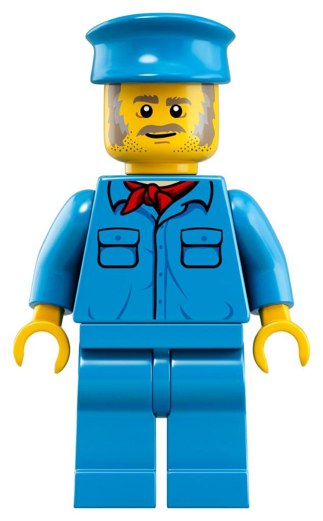 LEGO 10277 Crocodile Locomotive 3