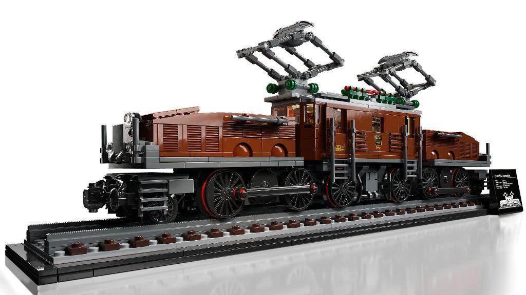 LEGO 10277 Crocodile Locomotive 47