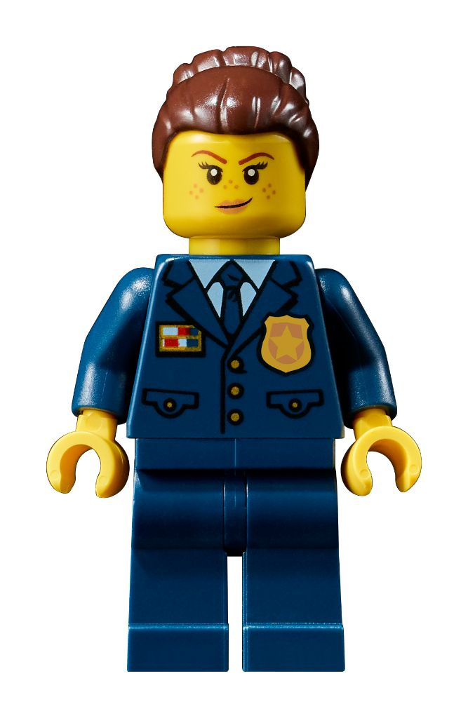 LEGO 10278 Modular Buildings Collection Police Station 1