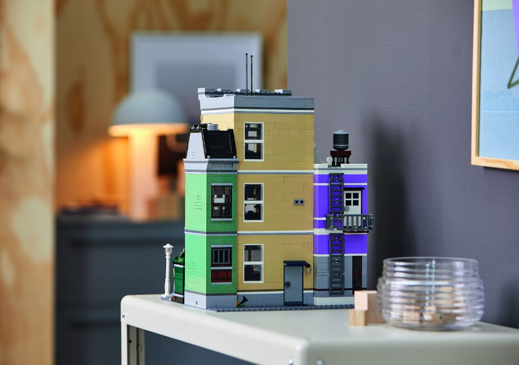 LEGO 10278 Modular Buildings Collection Police Station 47