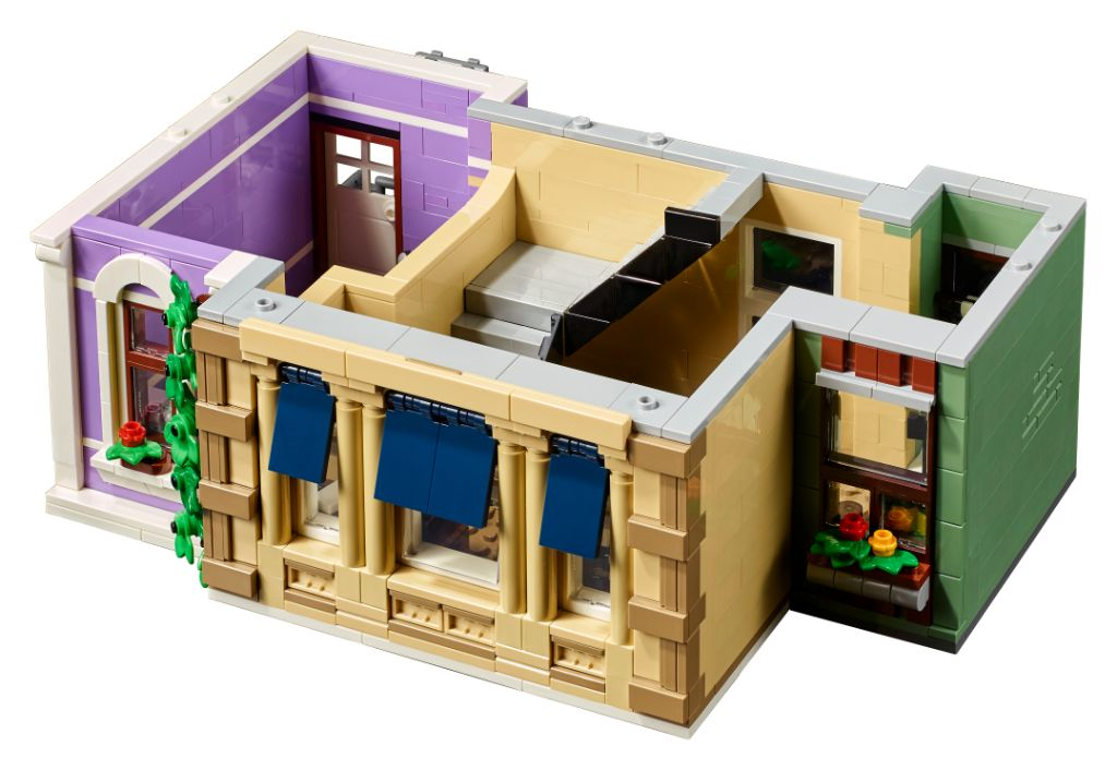 LEGO 10278 Modular Buildings Collection Police Station 6