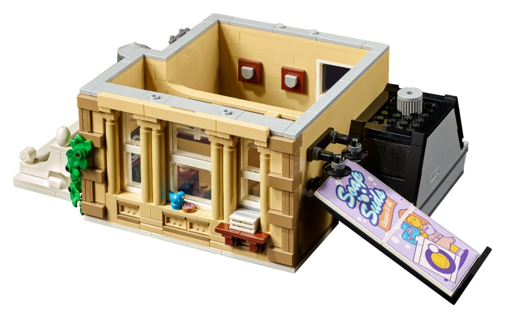LEGO 10278 Modular Buildings Collection Police Station 7